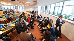 Thu, 03/21/2019 - 09:37 - Workshop organised by the PES Group in the European Committee of the Regions in the framework of 'School of Democracy', an initiative of the S&D Group in the European Parliament Brussels, 21 March 2019 © European Union /CoR Photo by Samy Benomran  More info on this event: pescor.eu