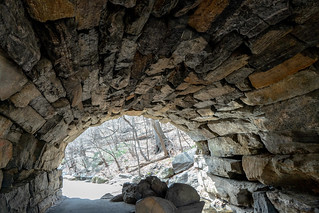Under Huddlestone Arch, Central Park | by thoth1618