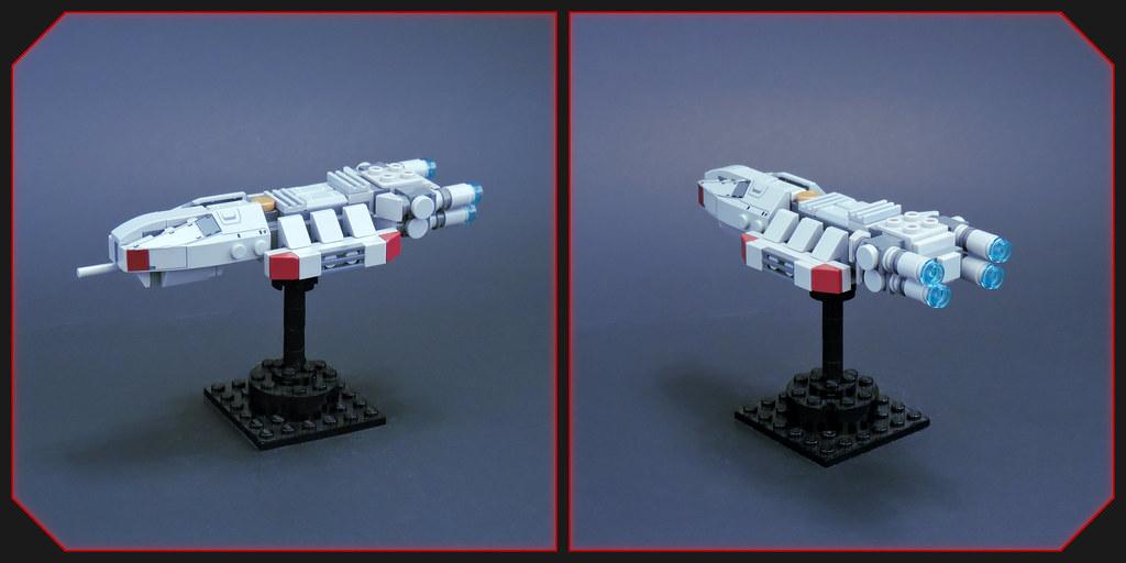 Talos Class Battlestar