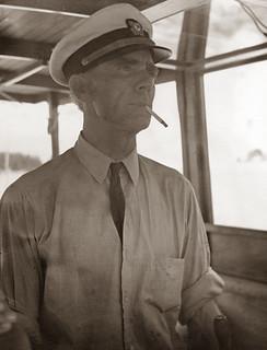 Portrait of Dick Smith - Riviera Beach, Florida