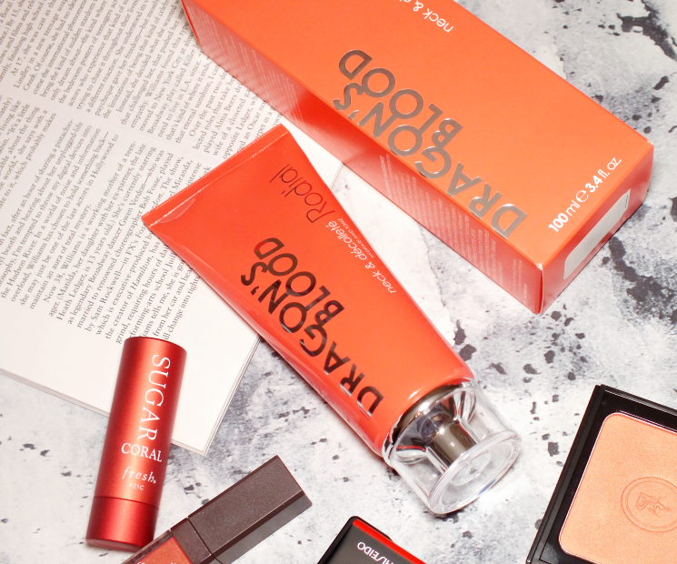 rodial dragons blood neck & decollete