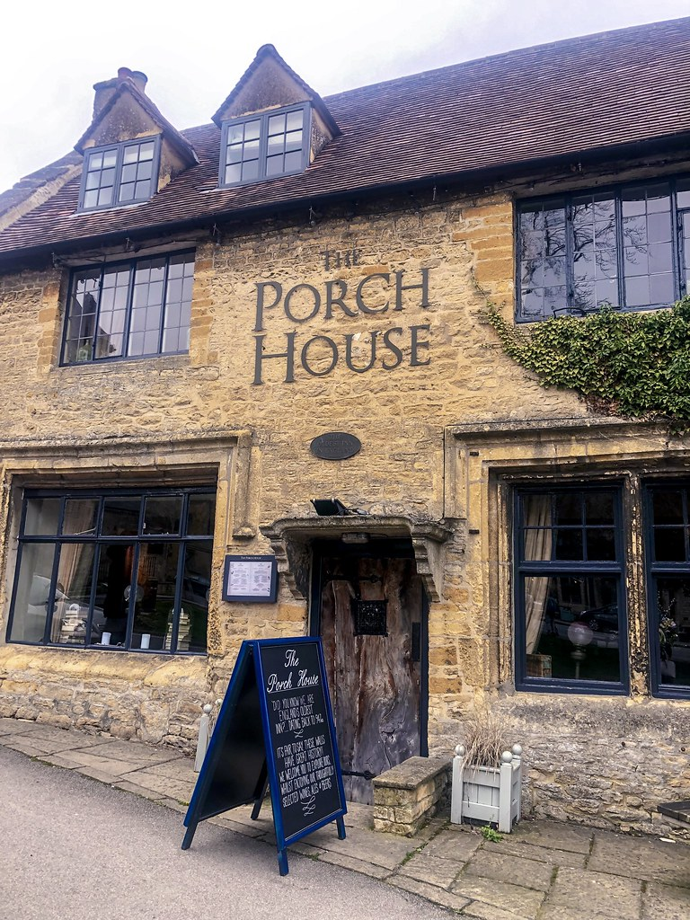 porch house inn