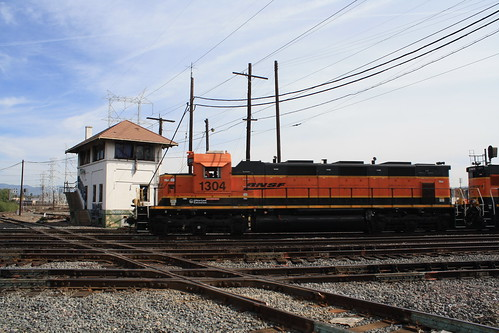 BNSF 1304 - San Pedro Tower | by tcamp7837