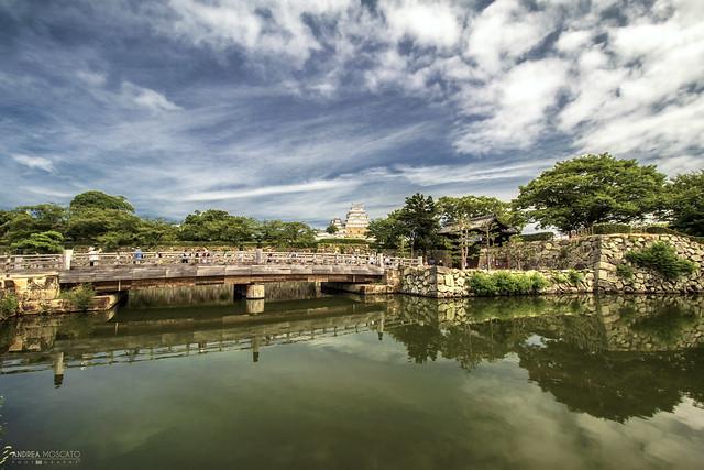 Himeji Castle Bridge - Hyōgo Prefecture (Japan)
