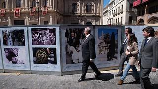 VI Muestra de fotografías vineladas en la Semana Santa de Sevilla (5) | by fundacioncajasol