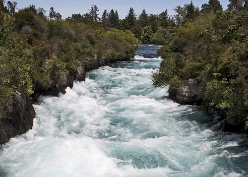 lisaridings fantommst waikato river nz newzealand taupo bright blue nature waterscape landscape rapids whitewater ragig wild hukafalls