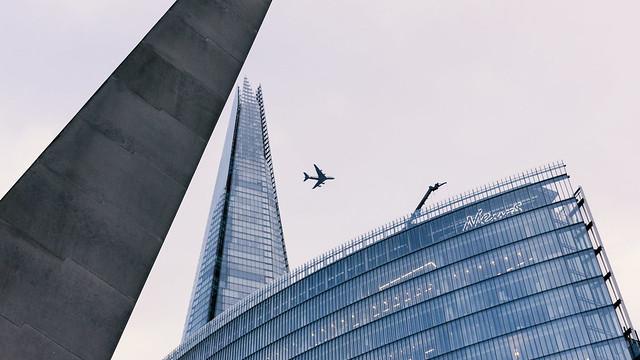 Airplane - London