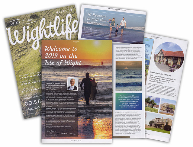 Wightlife Magazine - Winter 2019 (1)