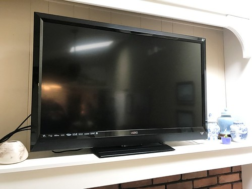 "Vizio 48"" flat screen TV | by thornhill3"