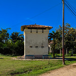 Proyecto Cultural Color Miel en La Torre, Caibarien.
