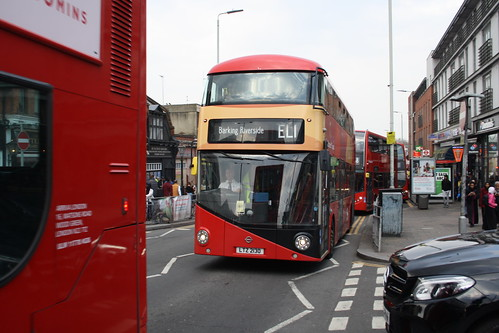 Go-Ahead London LT930 LTZ2130