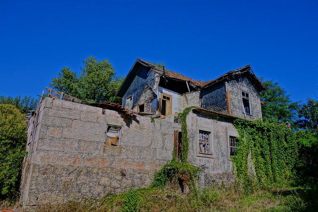 La Villa de l'ivrogne.