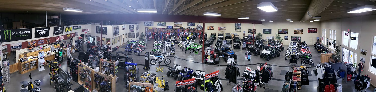 Pacific Motorsports located in Eureka, CA
