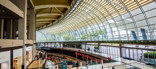 2019 - Singapore - The Mall at Marina Bay Sands Resort | by Ted's photos - Returns late December
