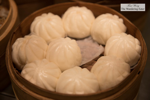 Steamed pork buns | by thewanderingeater