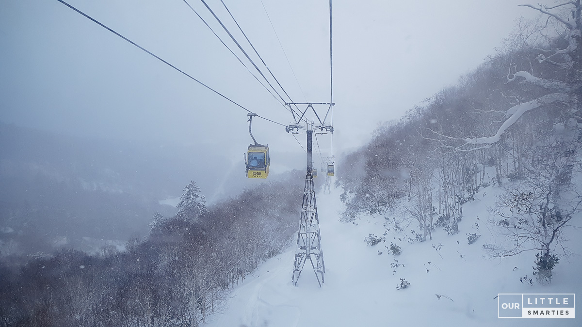 family-friendly ski resorts in korea