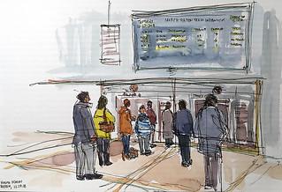181227 North Station Boston | by sumacm