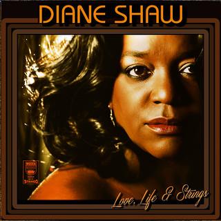 Love Life & Strings Album back Cover