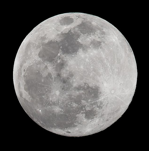 Super Snow Moon (18 February 2019)