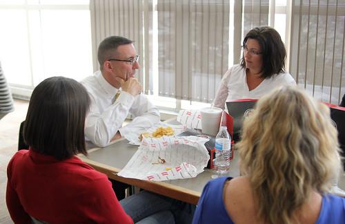 Leadership Academy Class 2 - Leadership Lunch
