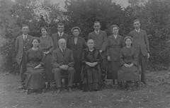 John Binney and family (son of James Binney)