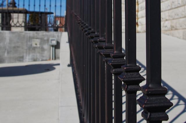 fencing...
