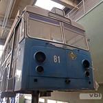 Restauration Autobus Nr. 81