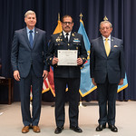 Vi, 03/29/2019 - 14:43 - On Friday, March 29, 2019, the William J. Perry Center for Hemispheric Defense Studies hosted a graduation ceremony for two courses: 'Strategic Implications of Human Rights and Rule of Law' and 'Combating Transnational Threat Networks.' Students from all over the Americas attended the courses from March 18-29, 2019. The graduation ceremony and reception took place in Lincoln Hall at the National Defense University's North Campus at Fort McNair in Washington, DC.