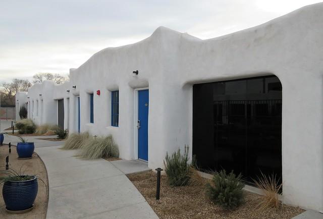 Delightful Renovation of El Vado Motel on Rt. 66
