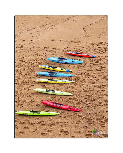 La plage est un endroit où il est séant... de se montrer. Gérard de Rohan Chabot .