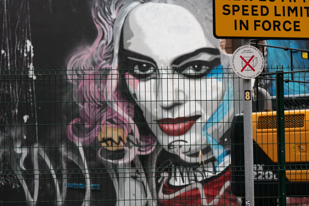 STREET ART PHOTOGRAPHED BY INFOMATIQUE