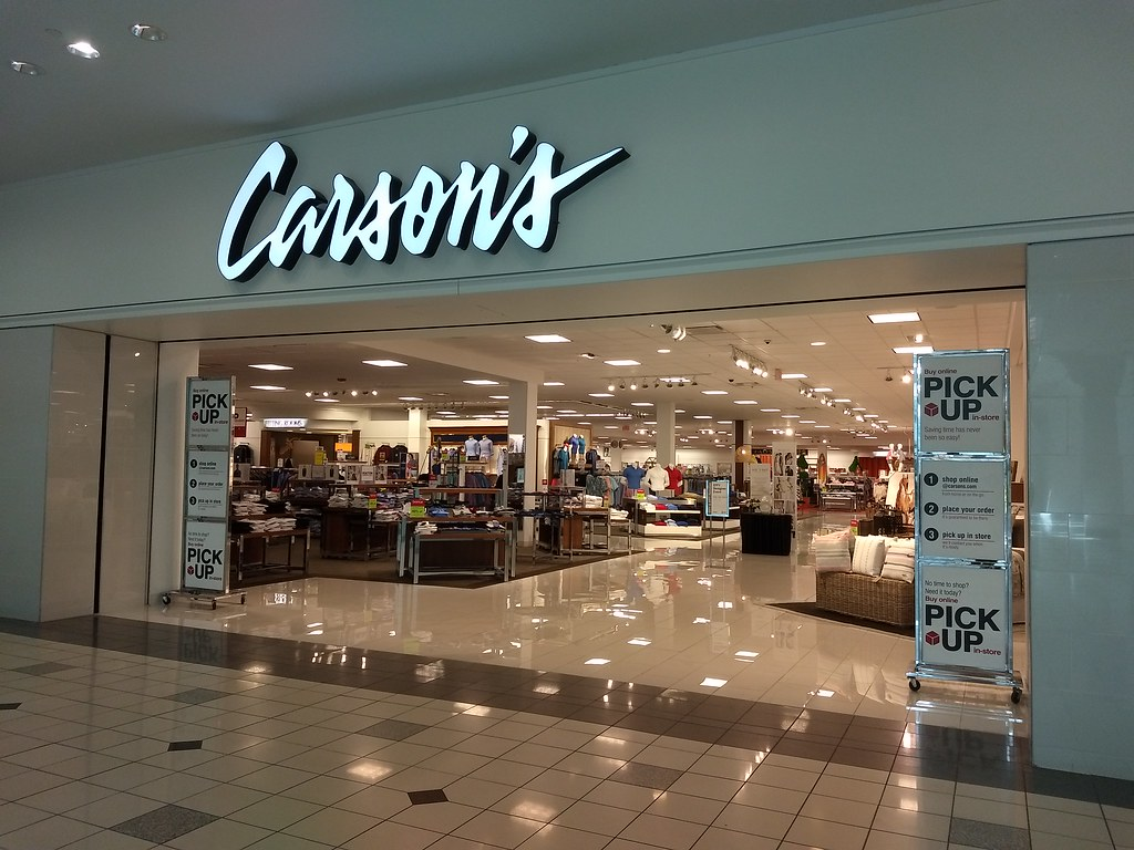 Fort Wayne Mall >> Carson S Glenbrook Square Mall Fort Wayne In Gameking3 Flickr