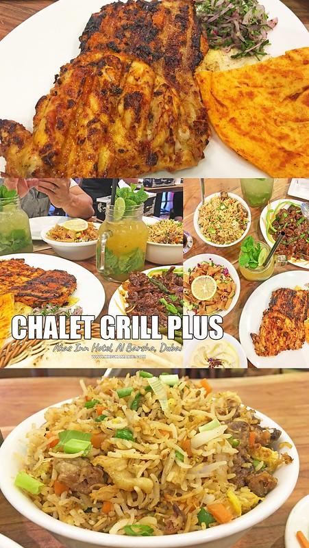 Chalet Grill Plus, Akas Inn Hotel, Al Barsha