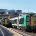 West Midlands Railway 172213 and 172214 - Birmingham Moor Street by Neil Pulling