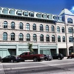 Guelph Ontario -  Canada -  The Armstrong Block 1875 - Heritage Building  - Co-operators