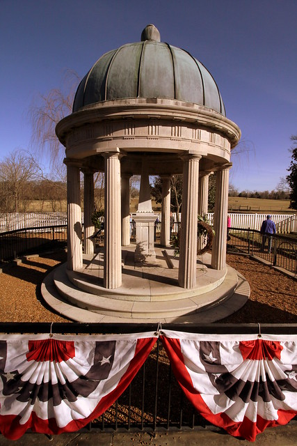 Gravesite of President Andrew Jackson