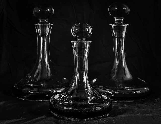 Ships Decanters