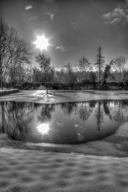 reflexions d'hiver