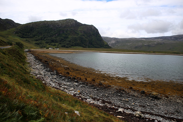 The eastern shore of Loch Eriboll