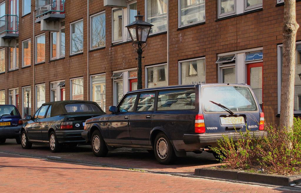 1991 Volvo 240 DL 2.3 Estate