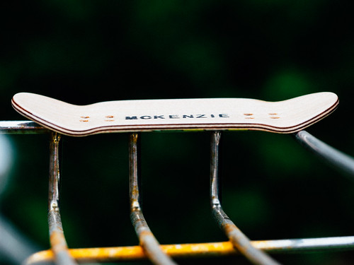McKenzie Fingerboards - Lucky Face | by MartinBeckmann