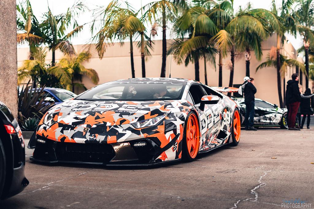 Dde Lamborghini Huracan Rally Before 2019 Oc Festival Of S Flickr