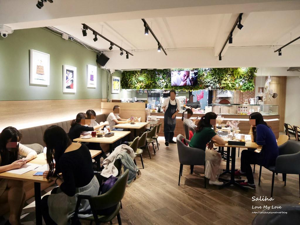 台北松山小巨蛋站餐廳咖啡廳甜點店Bubble Cafe (4)