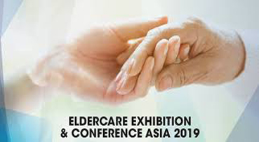 Focusing on food for the elderly; a topic at ELDEX ASIA