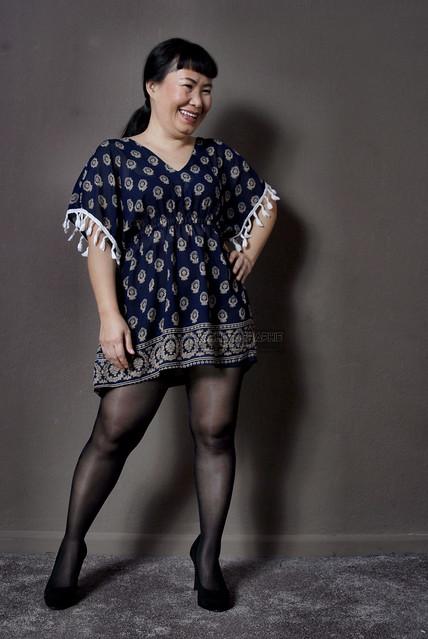 New Model: Black llegs