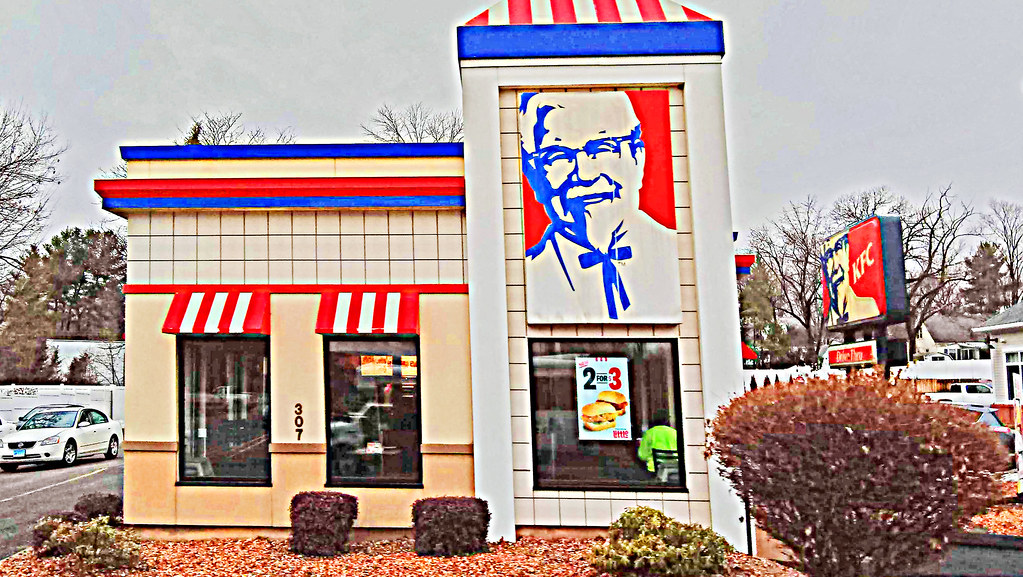 KFC - Manchester, Connecticut