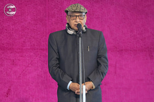 Member Executive Committee, Ashok Kumar from Delhi