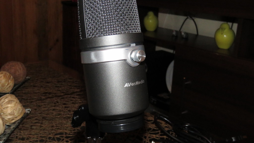 Micrófono AM310 AverMedia