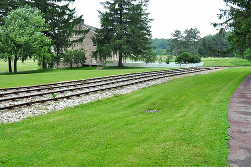 jmstrain train railroad railway alleghenyportage pennsylvania nationalpark