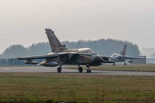 Tornado GR4 ZG752 - RAF Marham